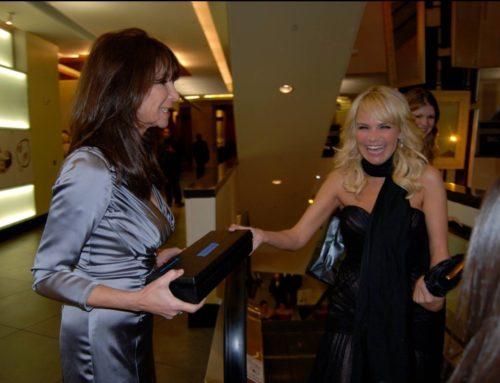 Q&A with the Oscars live announcer