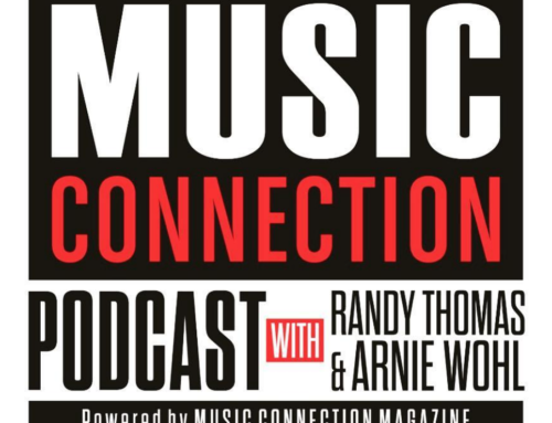 Music Connection Podcast Debut