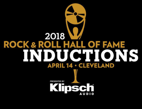 Congratulations In Order for 33rd Annual Rock And Roll Hall of Fame Inductees
